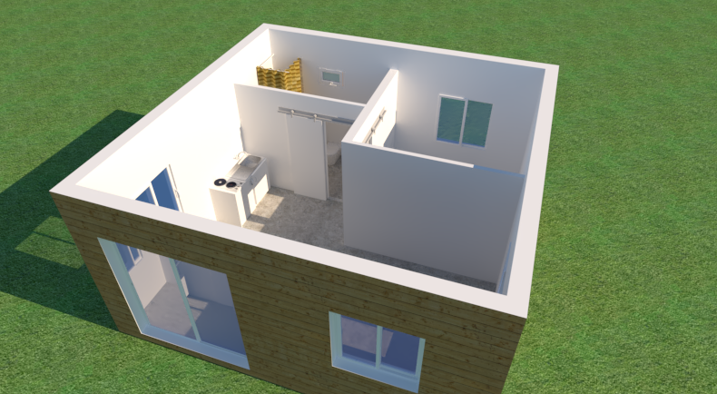 36m² Easy Modulaire